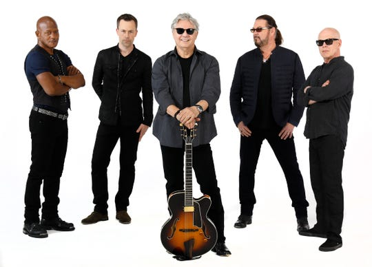 The Steve Miller Band is coming to the Montgomery Performing Arts Centre on Thursday.