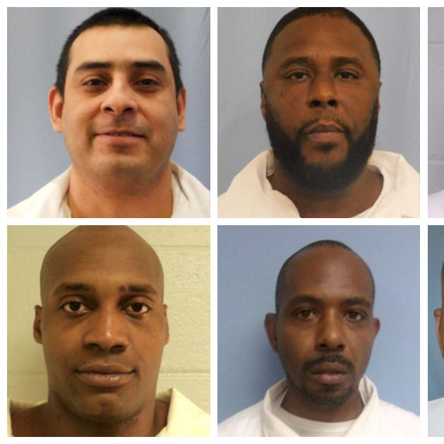 8 Holman inmates on hunger strike after 'preventative'  placement in solitary confinement