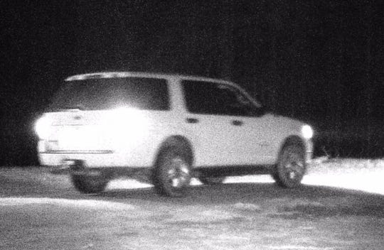 Autauga investigators are looking for this vehicle in connection with a theft case.