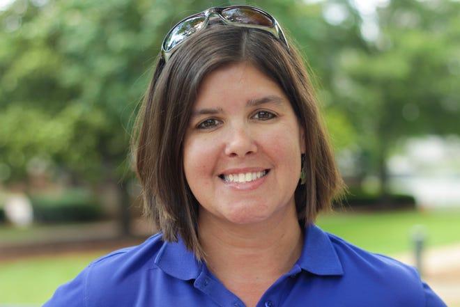 Alabama Rivers Alliance executive director Cindy Lowry