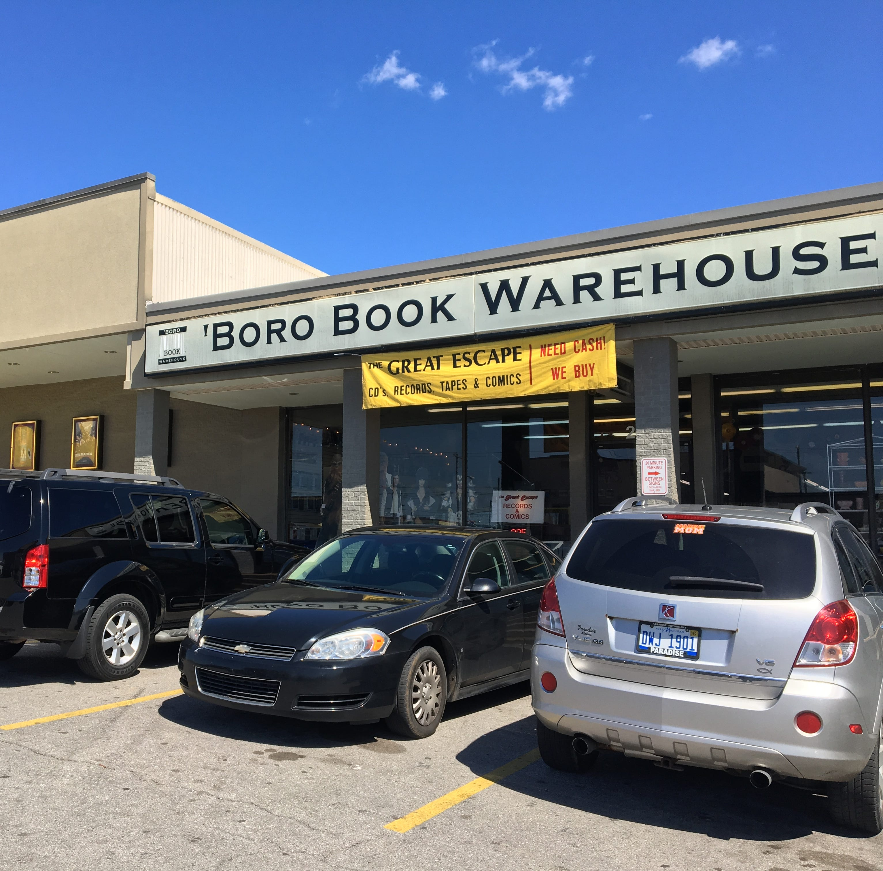 The Great Escape used media store opens location in the heart of Murfreesboro