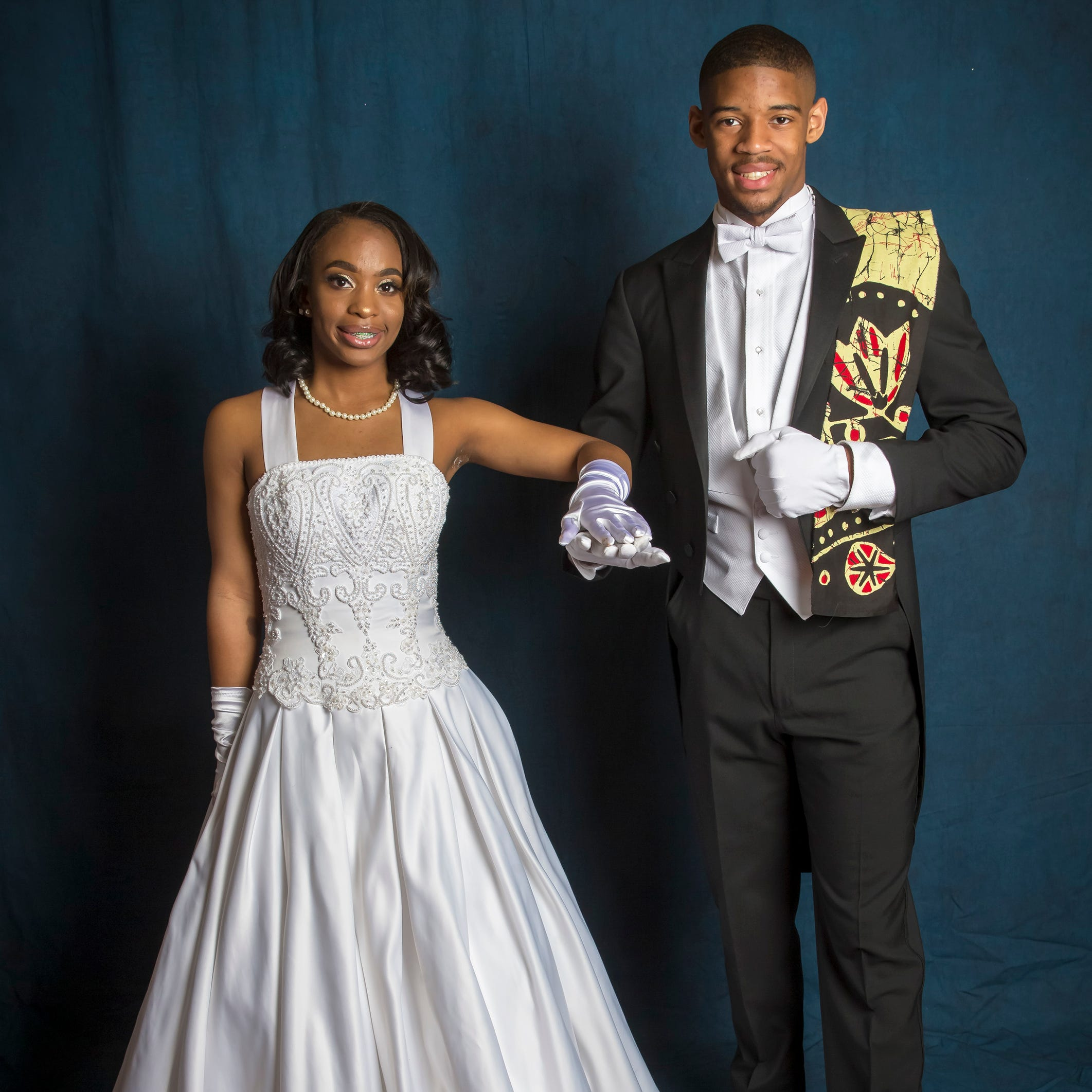 Stewarts Creek High's Tylan Beard named Mr. Beautillion 2019