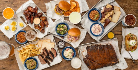 Martin's Bar-B-Que Joint will open on March 26 at 2400 Elliston Place.
