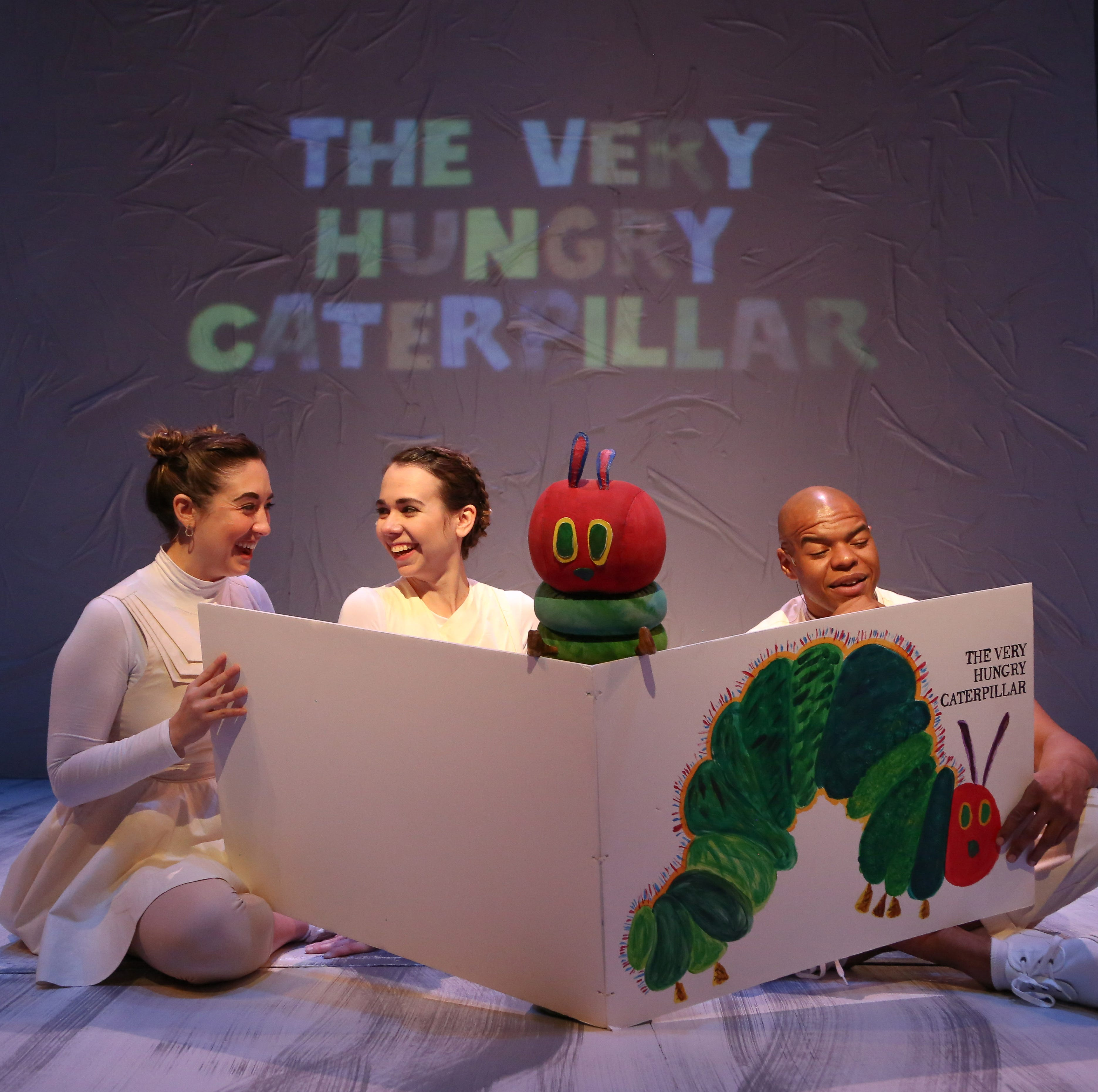 Relive magical childhood moments with 'The Very Hungry Caterpillar Show' at NCT