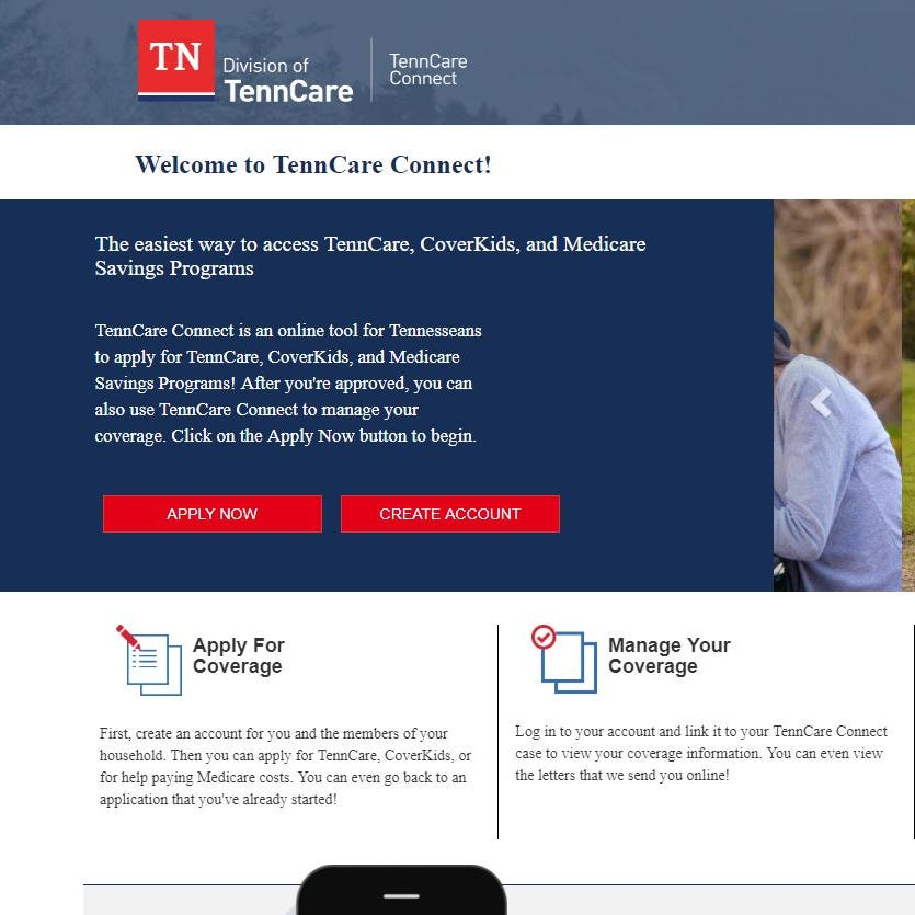 After five years and $400M, TennCare quietly launches new application system