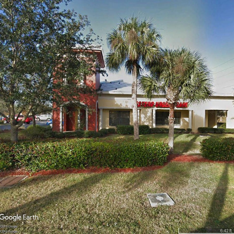 Estero Urgent Care in foreclosure proceedings, court records show