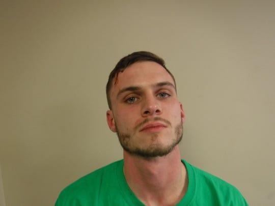 Patrick Lee, 23, of New Milford