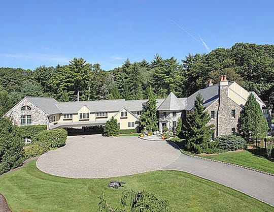 The Rosie O'Donnell former residence at 115 E. Allendale Road in Saddle River would be combined with  two neighboring parcels at 111 and 107 E. Allendale Road create a 10.25 acre site for 60 residential units, eight of them affordable, just east of the borough's Wandell School.  This is one of five sites proposed in the borough for affordable housing.