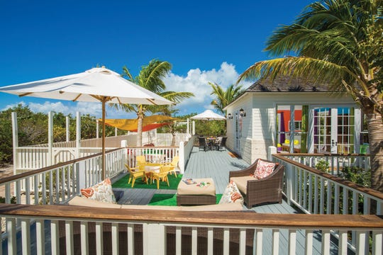 The Shore Clubin Turks & Caicos.