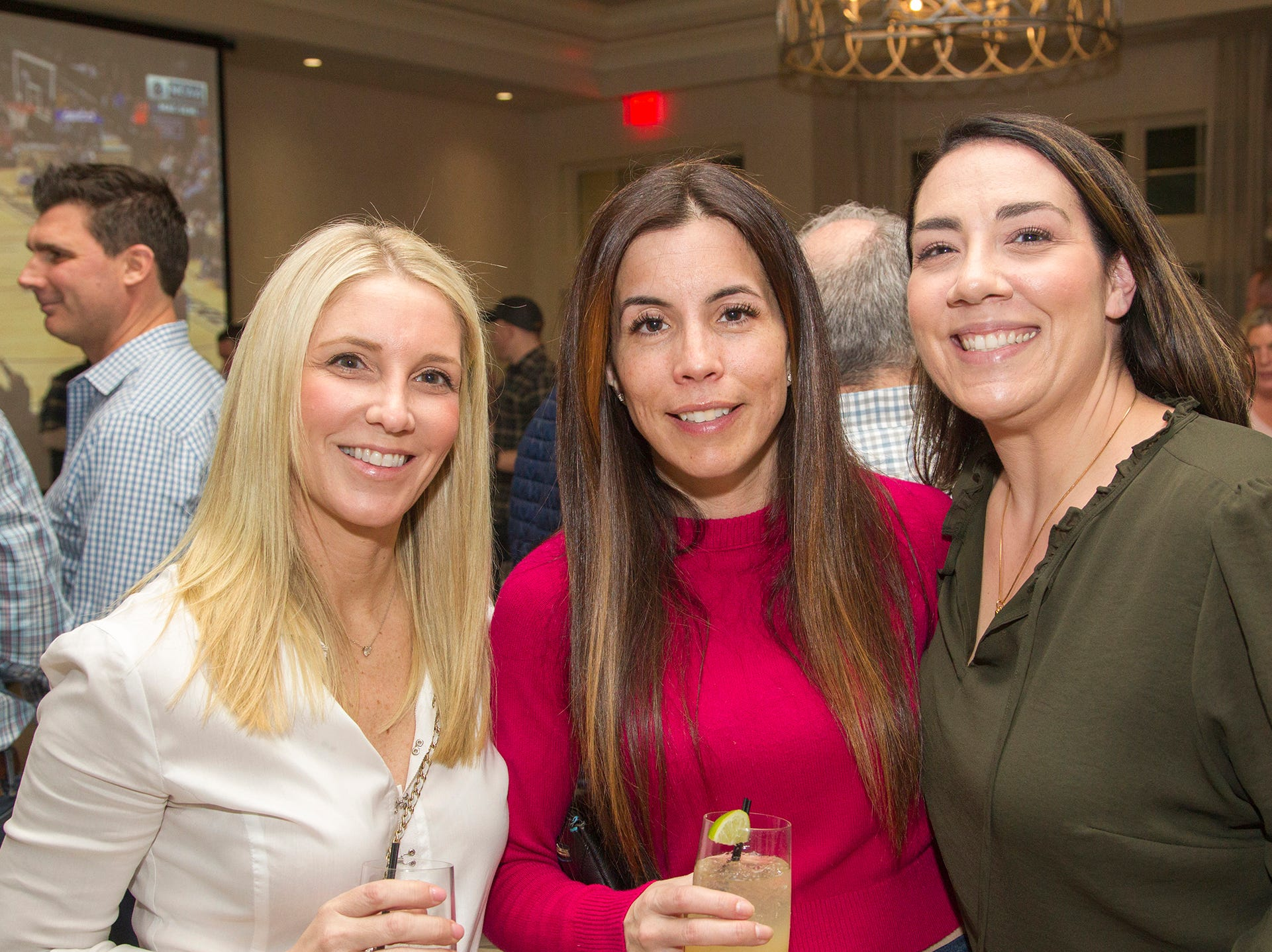 Iron Matt Foundation's 2019 March Mattness fundraiser at Indian Trail Club in Franklin Lakes. 03/16/2019