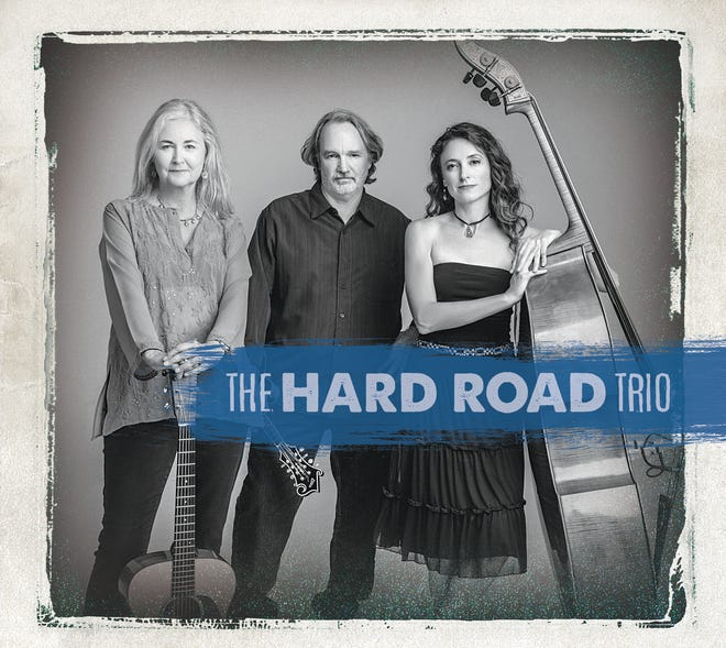 New Mexico's acoustic music powerhouse The Hard Road Trio has put together a special show and CD release party of their long awaited self-titled CD to benefit KRWG Public Media. The concert featuring the trio and their musical friends will be at 7 p.m., Friday, March 29, 2019 at the Rio Grande Theatre.