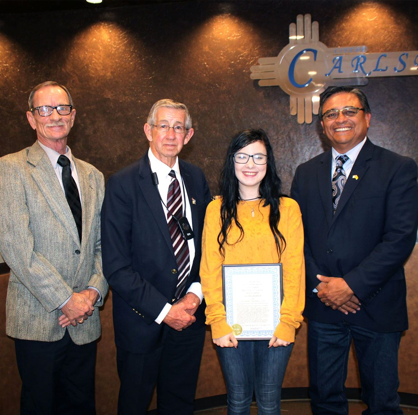 Business briefs: Bradford honored