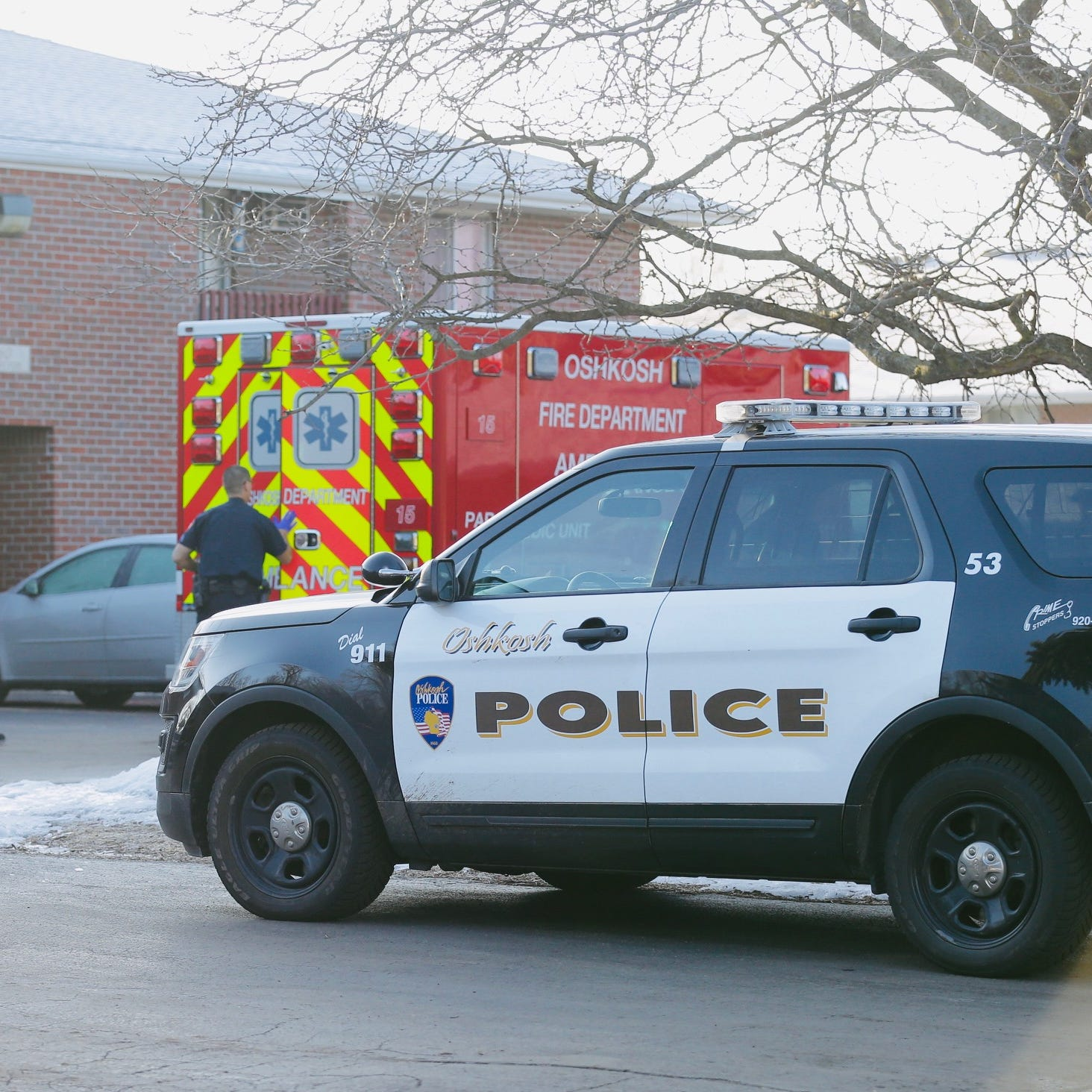 Oshkosh police arrest a 26-year-old man they say accidentally shot himself in the leg