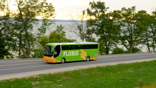 Long-haul bus company FlixBus will host temporary departures from Los Angeles, Phoenix and downtown Palm Springs during the Coachella and Stagecoach music festivals in April.