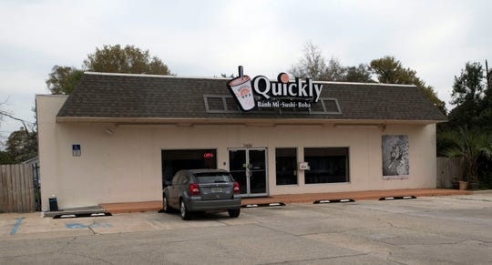 Yummy Deli, the Vietnamese-style restaurant in Brownsville, is now called Quickly and is open for business on Monday, March 18, 2019.