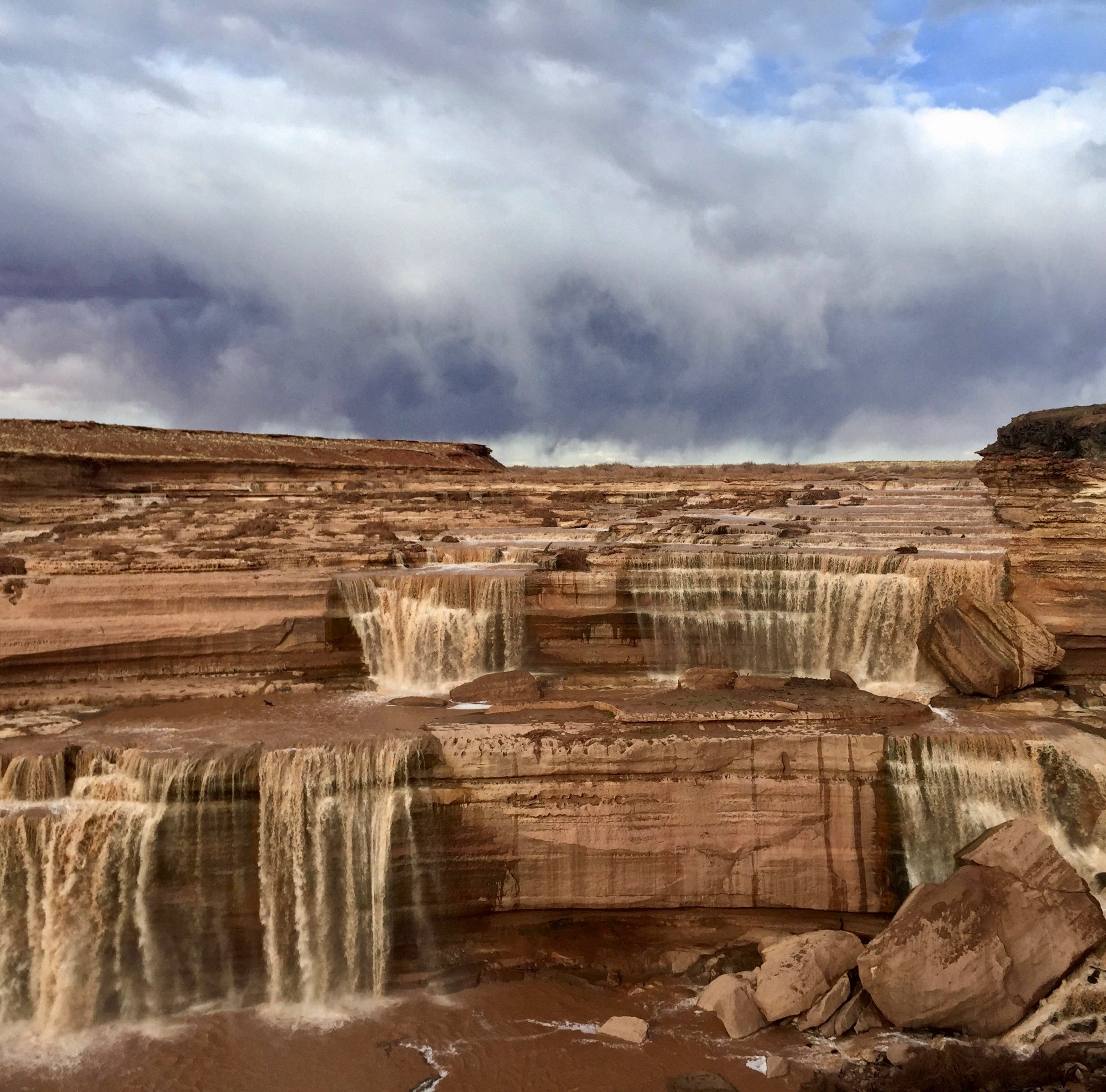 Arizona's best waterfalls: Grand Falls, Fossil Creek, Seven Falls and more