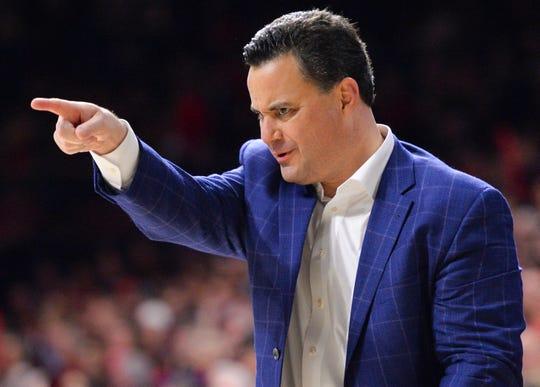 Will Sean Miller be back coaching the Arizona Wildcats next season?