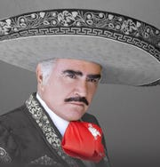 Vicente Fernández está muy orgulloso de que su nieto Alex Fernández siga sus pasos y siga adelante en darle brillo a la música mexicana.