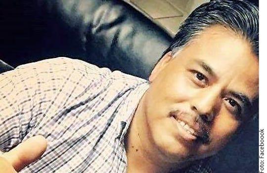 El periodista fue asesinado anoche frente a su domicilio.