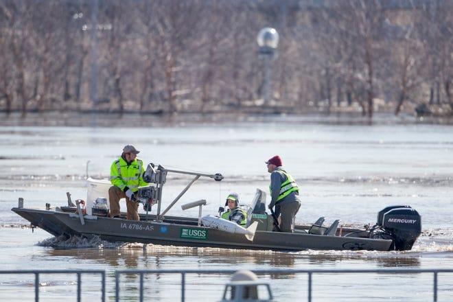 Inundaciones en el centro oestre de EEUU