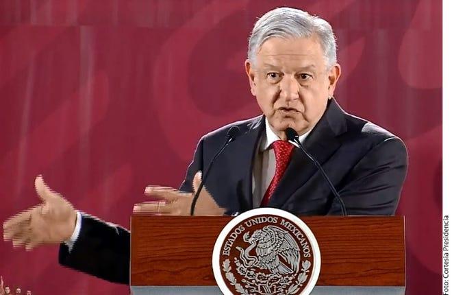 El Presidente Andrés Manuel López Obrador lanzó un reto al sector privado para demostrar si son más productivos que el Estado.