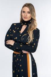 """Kimberly Dos Ramos da vida a Sofía Alcocer en Por Amar sin ley""""."""