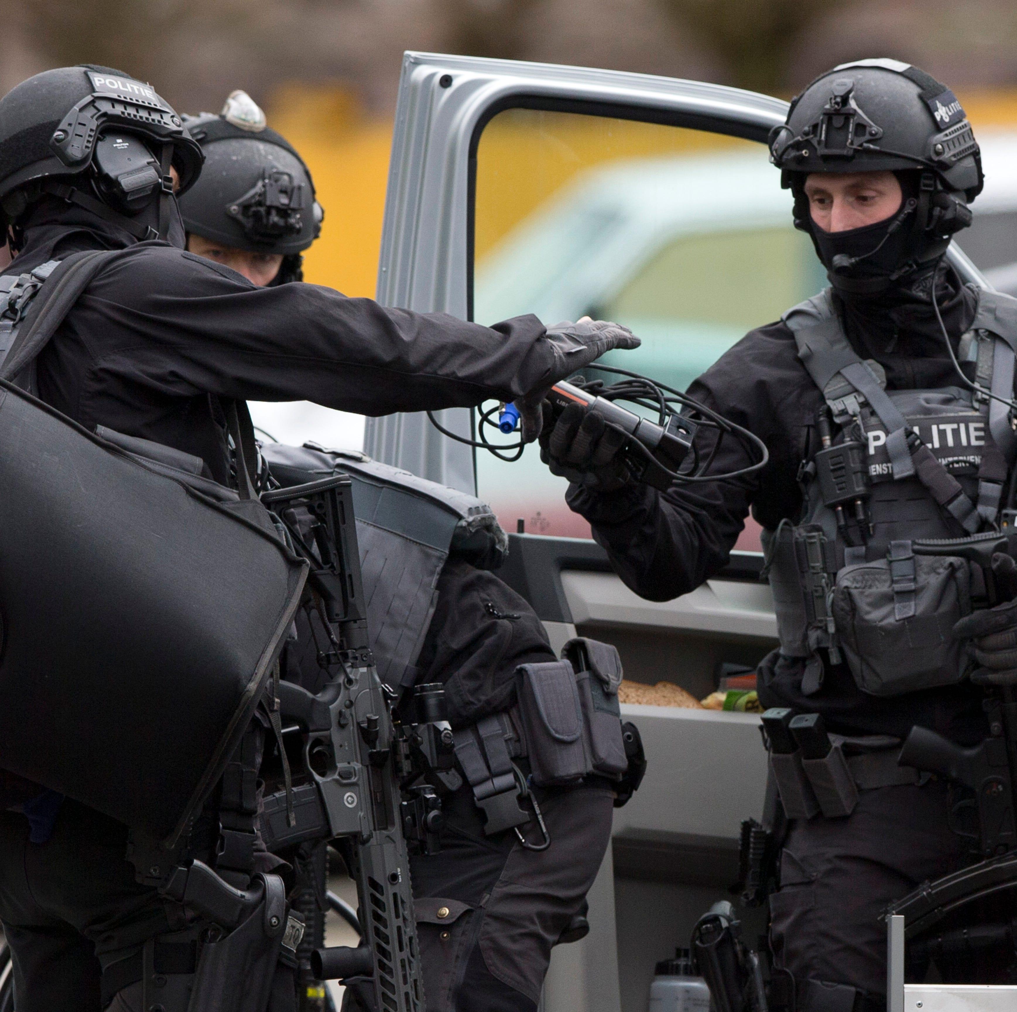 3 muertos, 5 heridos en ataque en tranvía en Holanda