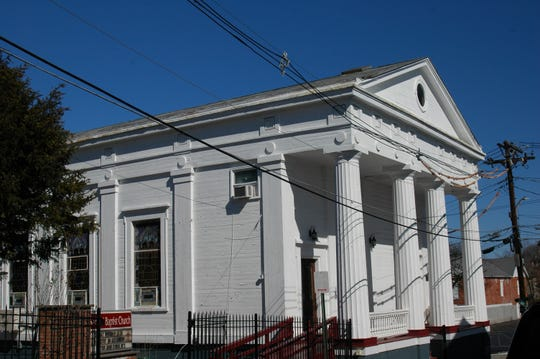 Built in 1830 on the southwest corner of Mill and Vassar streets in the City of Poughkeepsie, this building has served as a house of worship for four different religious denominations. It has the distinction of being the oldest existing church in the city.