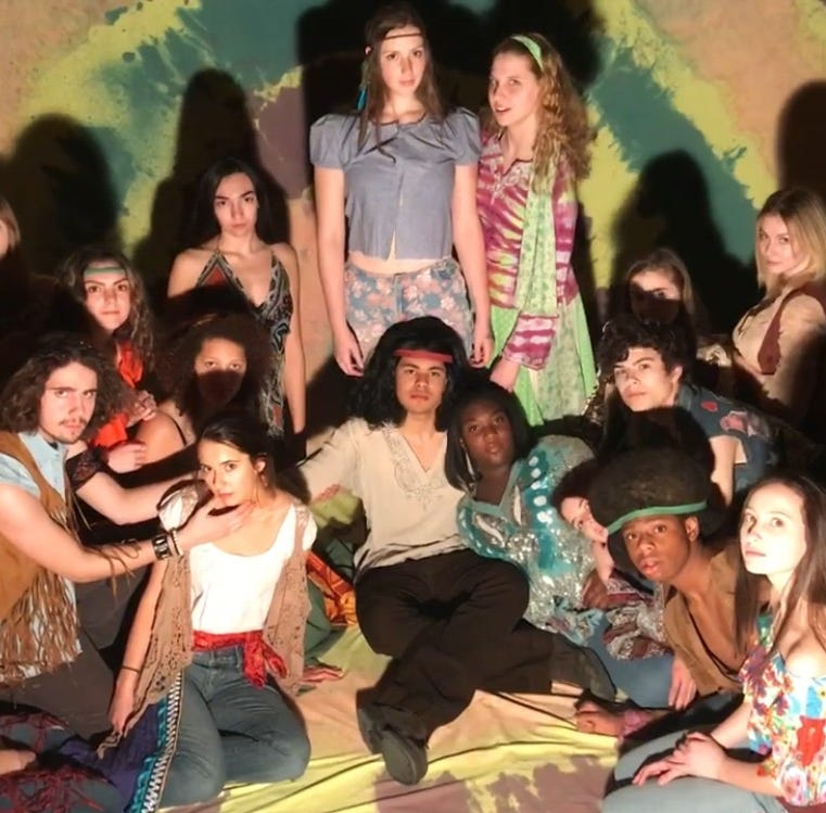 Weary Arts Group to produce 'Hair: The American Tribal Love-Rock Musical' in Harrisburg