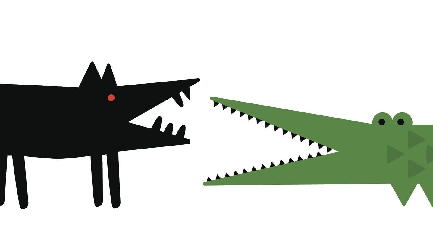 Wolf vs. Gator