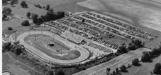 Richmond Midget Stadium Circa 1940-50