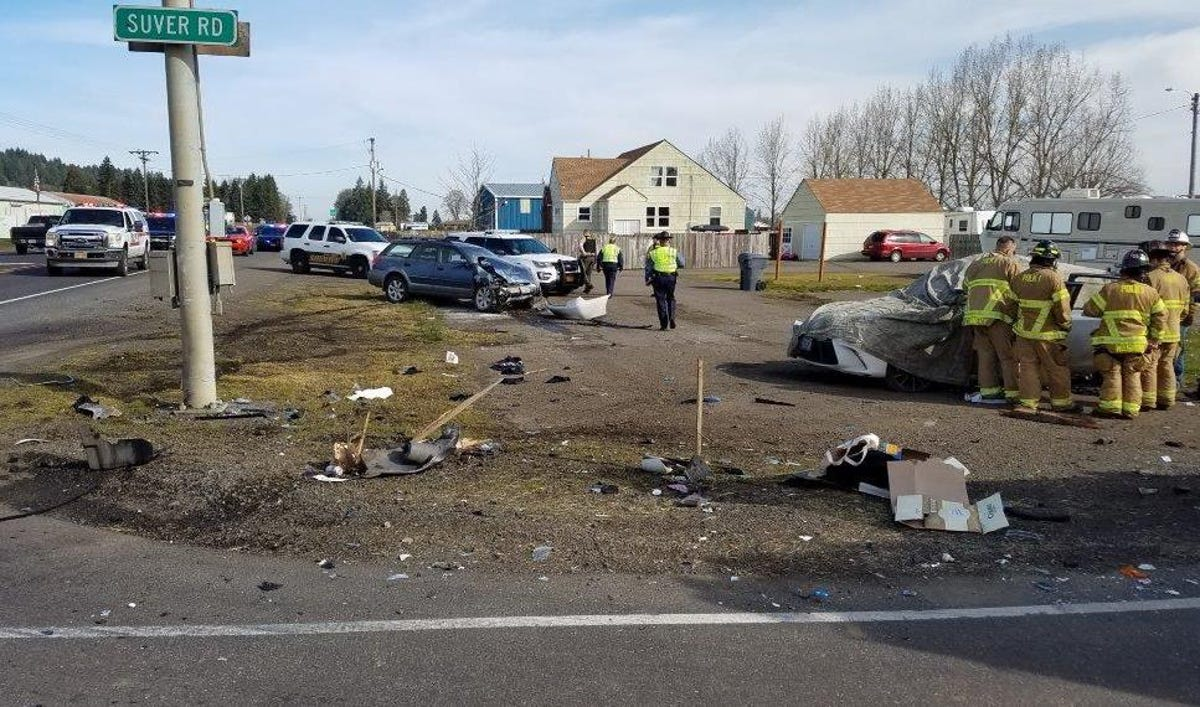 Crash on HWY 99W in Oregon claims life of 13-year-old passenger