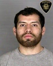Cesar Venegas-Campos, 26, of Salem