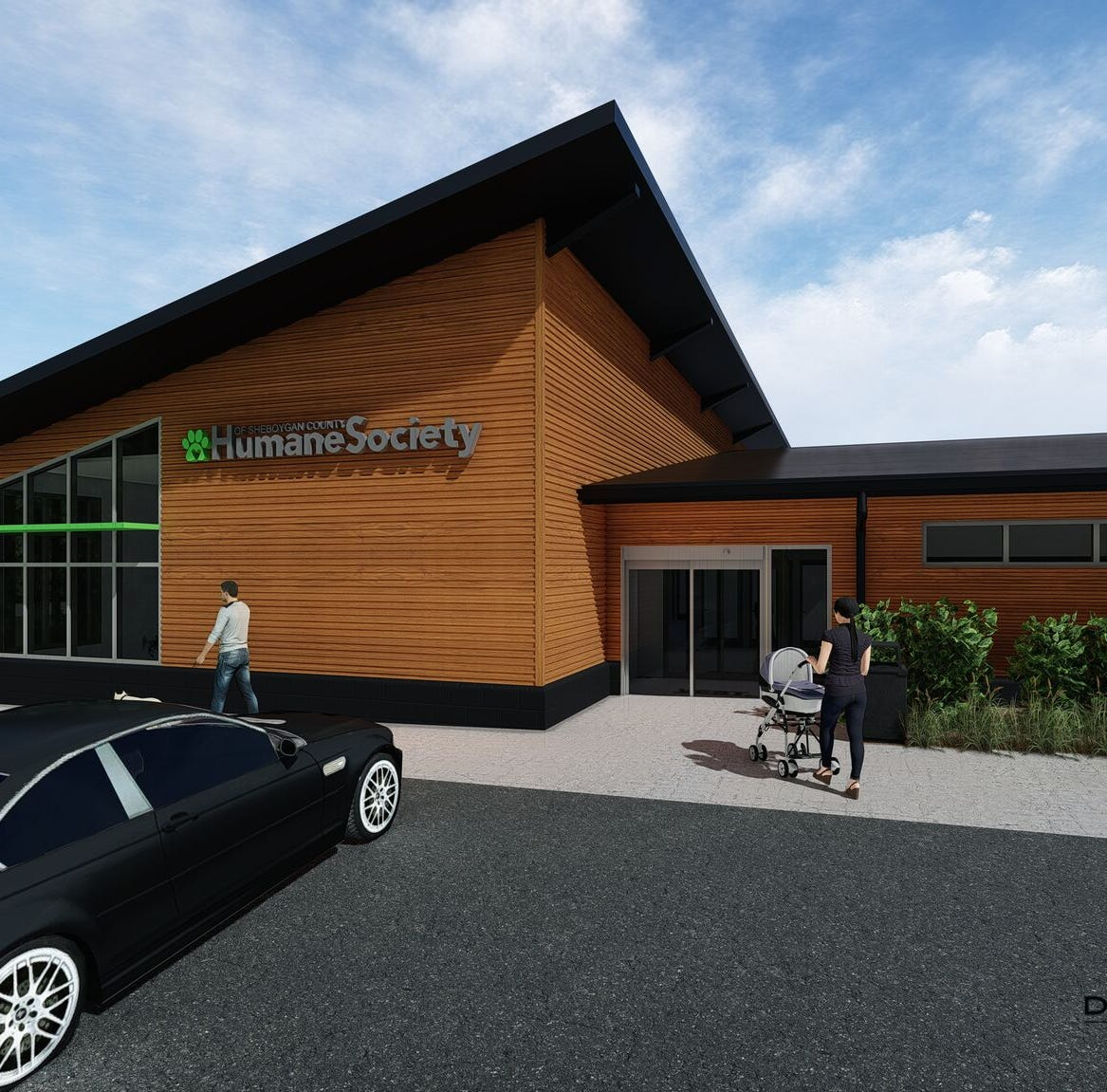 Humane Society of Sheboygan County aims to build new shelter by May 2020