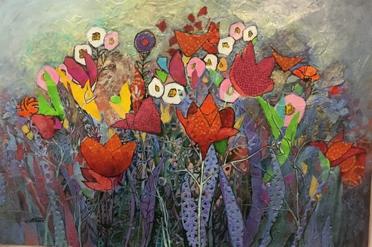 Judy Nable is one of the artists at the 10 Artists show set for March 22 and 23.