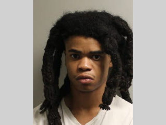 Torrey Jones is being charged with attempted murder in connection with a shooting on Basin Street Sunday afternoon.