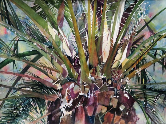 Rosemary Ferguson work will be on display at the Ten Artists show on March 22 and 23.