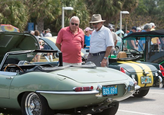 The Elliott Museum's 23rd annual Classics at the Beach Car Show is Saturday in Stuart.