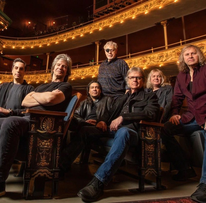 Classic rock band Kansas to bring 2019 tour to El Paso Plaza Theatre