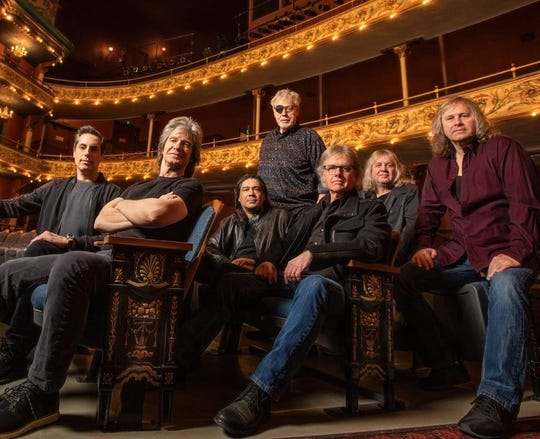 Kansas to perform July 21 at the El Paso Plaza Theatre.
