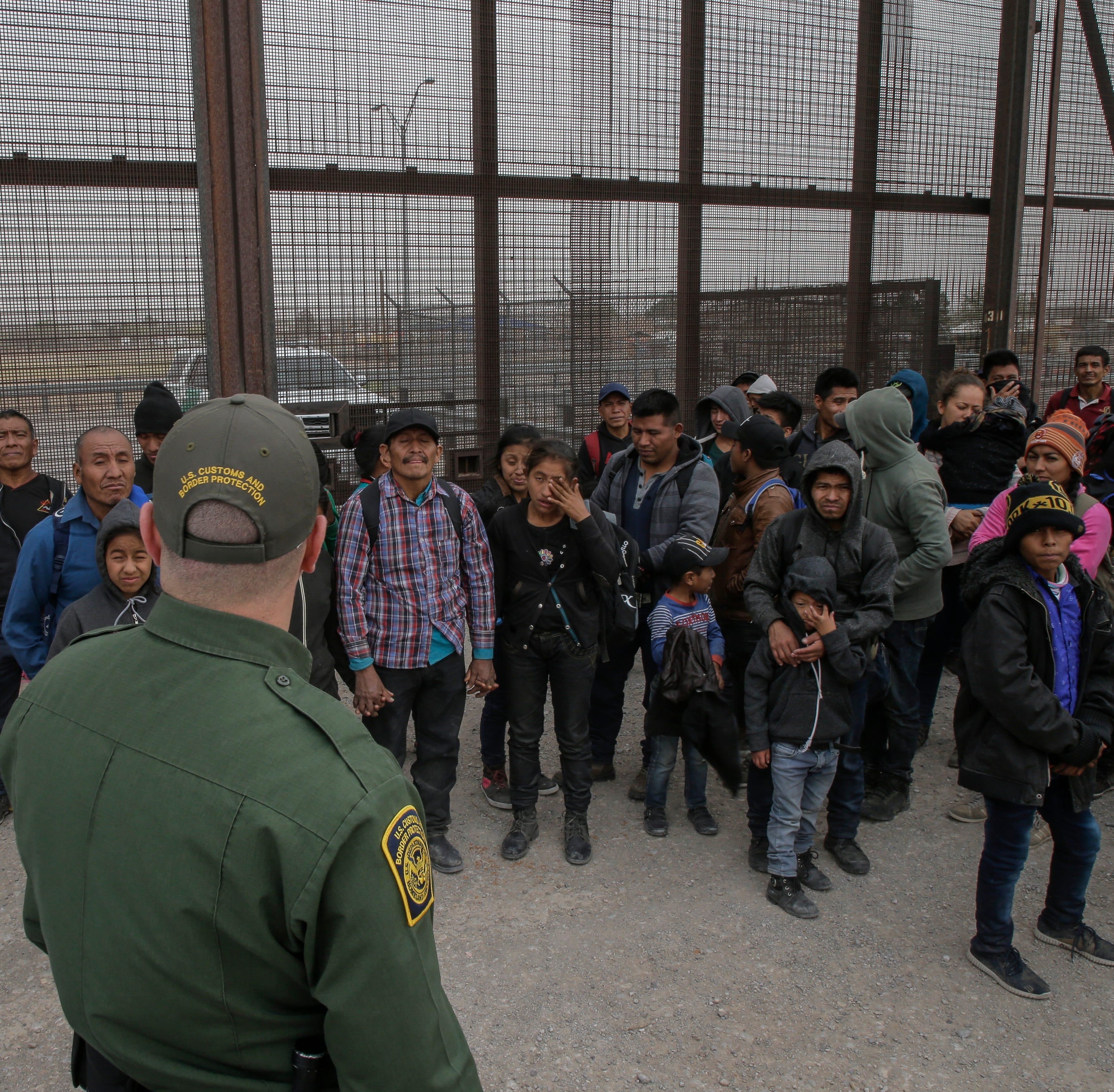 El Paso area Border Patrol checkpoints temporarily closed due to migrant influx