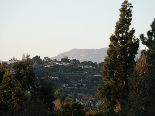 Camarillo's high of 86 degrees Sunday broke a decades-old record for the date, weather officials said.