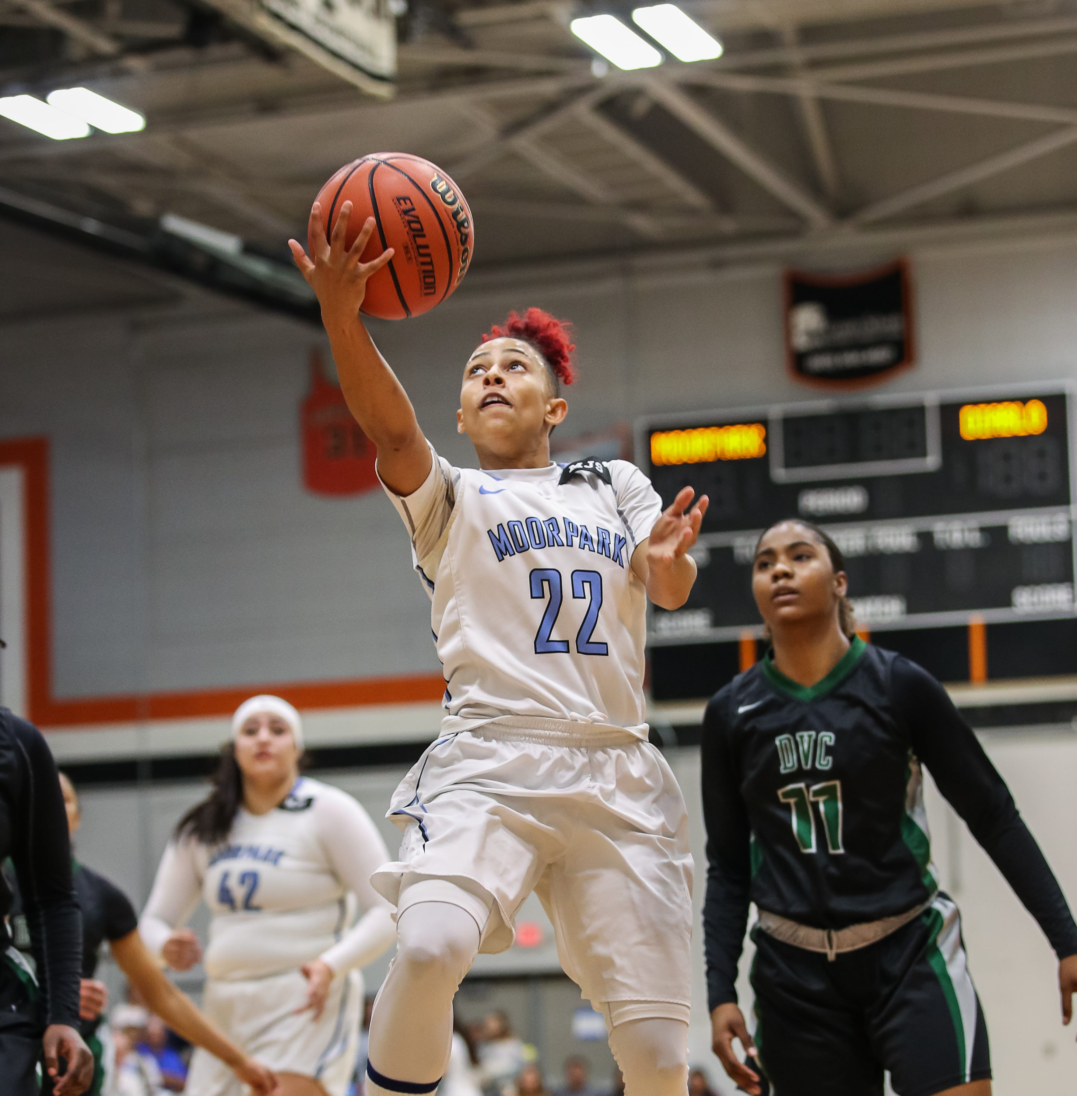 Moorpark College women's basketball team comes up short in state championship game