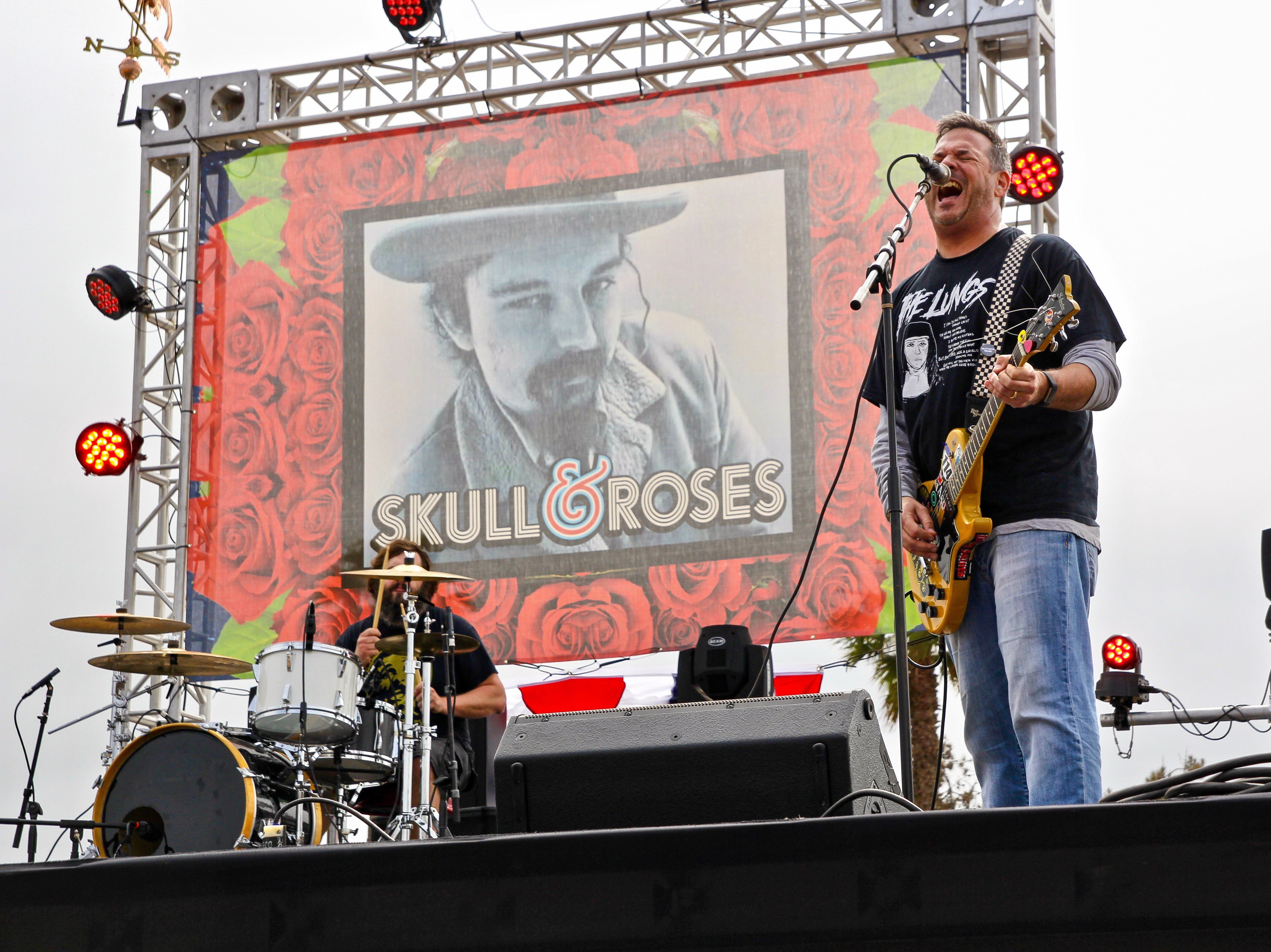 Skull & Roses festival 2018