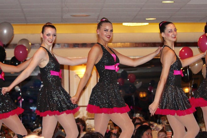 """The Vineland Regional Dance Company will present """"Fashion Frenzy,"""" its 39th annual Dinner Fashion Show, at 6 p.m. April 10 at Merighi's Savoy Inn, East Landis Avenue and Union Road, Vineland."""