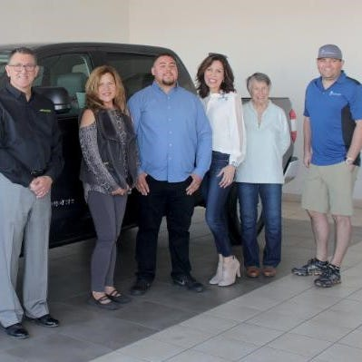 Tulare County man wins Ag Expo truck giveaway