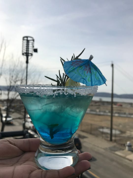 The Mermaid Mule at The Hudson Anchor in Sleepy Hollow. Photographed March 14, 2019.