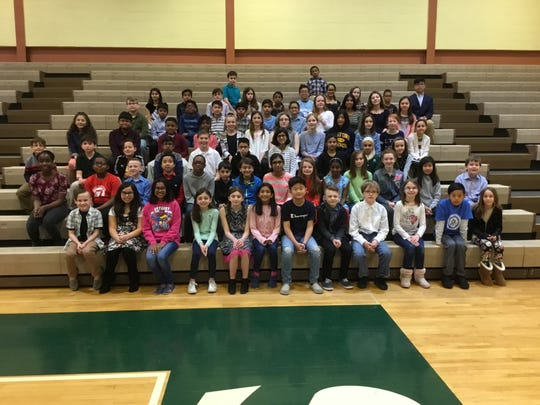 On Saturday, 71 students from 71 school competed in the Delaware State Spelling Bee.
