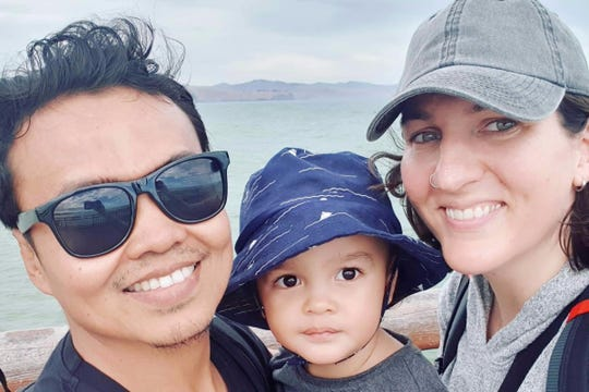 Dover native Alta Sacra's husband and 2-year-old son were injured in the shooting in New Zealand.