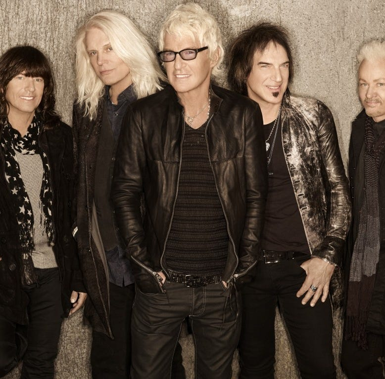 REO Speedwagon tour coming to Wichita Falls this spring